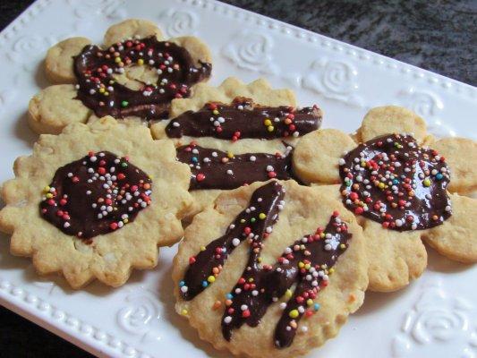 עוגיות חמאה