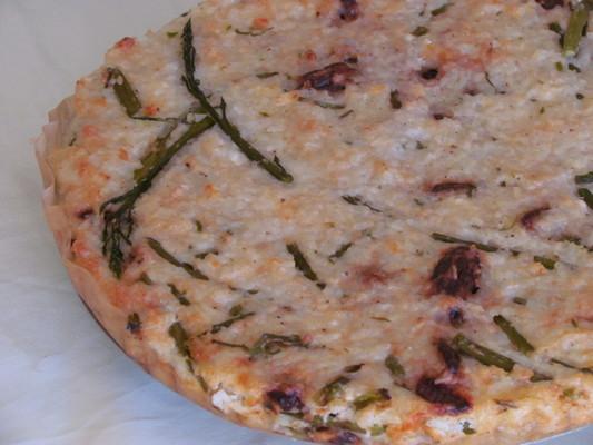 פשטידת גבינות עם אורז - פשטידה ללא גלוטן