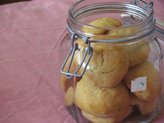 עוגיות עם צנוברים
