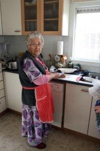 הדודה