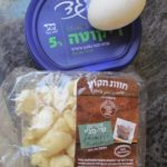 ניוקי גבינה ברוטב פטריות