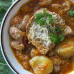 מרק ירקות כפרי ריבוליטה