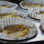 פולנטה עם גבינות וריבת בצל אננס