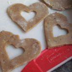 עוגיות חמאה פשוטות - עוגיות עם אגוזים